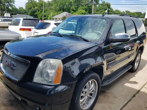 2007 GMC Yukon for sale in Canton, MS