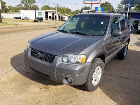 2005 Ford Escape for sale in Canton, MS