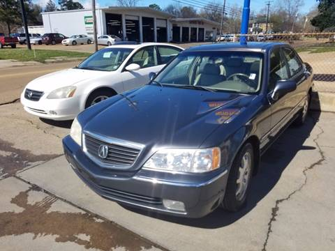 2003 Acura RL for sale in Canton, MS