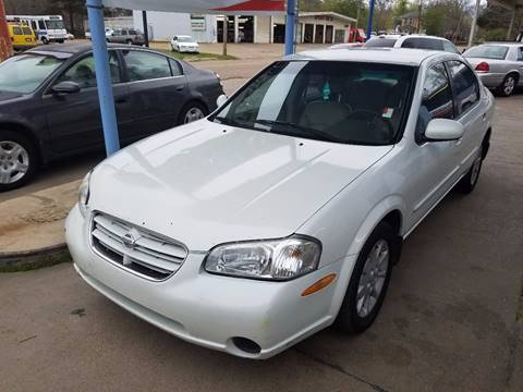 2000 Nissan Maxima for sale in Canton, MS