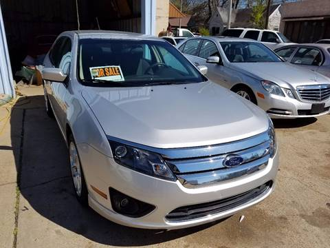 2011 Ford Fusion for sale in Canton, MS