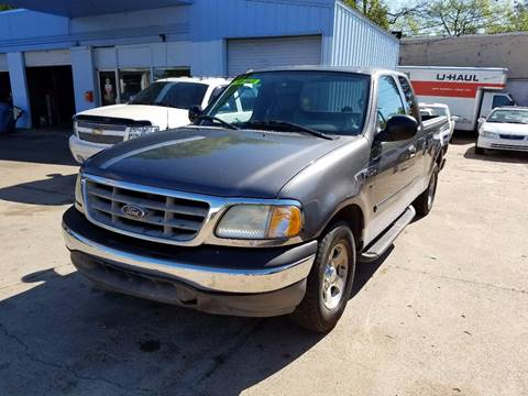 2003 Ford F-150 for sale in Canton, MS