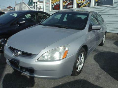 2005 Honda Accord for sale at TruckMax in N. Laurel MD