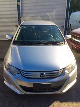 2010 Honda Insight for sale at TruckMax in N. Laurel MD