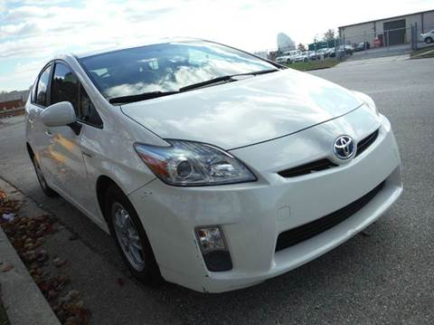 2010 Toyota Prius for sale at TruckMax in N. Laurel MD
