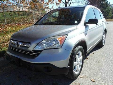 2008 Honda CR-V for sale at TruckMax in N. Laurel MD