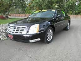 2010 Cadillac DTS for sale at TruckMax in N. Laurel MD