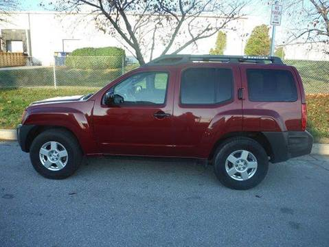 2007 Nissan Xterra for sale at TruckMax in N. Laurel MD