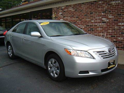 2009 Toyota Camry for sale at TruckMax in N. Laurel MD
