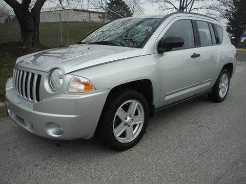 2010 Jeep Compass for sale at TruckMax in N. Laurel MD