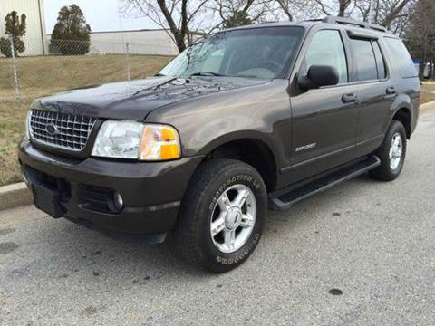 2005 Ford Explorer for sale at TruckMax in N. Laurel MD