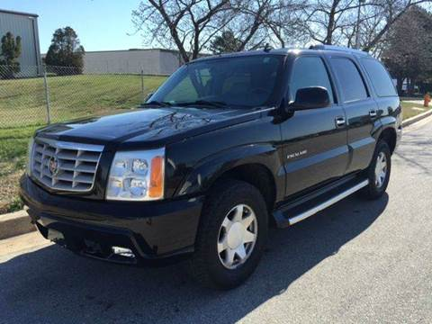 2006 Cadillac Escalade for sale at TruckMax in N. Laurel MD