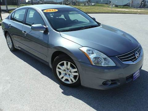 2011 Nissan Altima for sale at TruckMax in N. Laurel MD