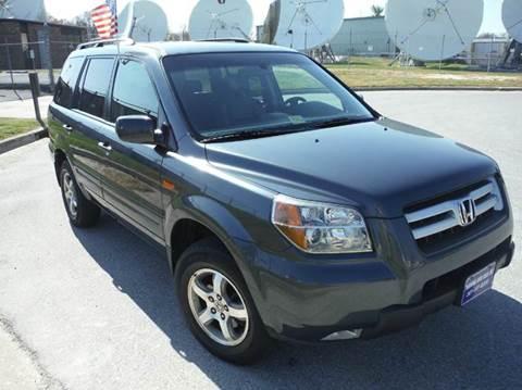 2006 Honda Pilot for sale at TruckMax in Laurel MD