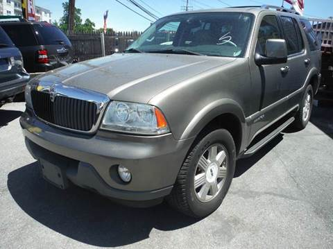 2004 Lincoln Aviator for sale at TruckMax in N. Laurel MD
