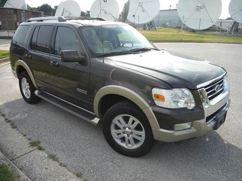 2007 Ford Explorer for sale at TruckMax in N. Laurel MD