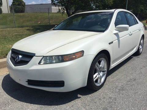 2006 Acura TL for sale at TruckMax in N. Laurel MD