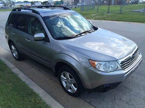 2009 Subaru Forester for sale at TruckMax in N. Laurel MD
