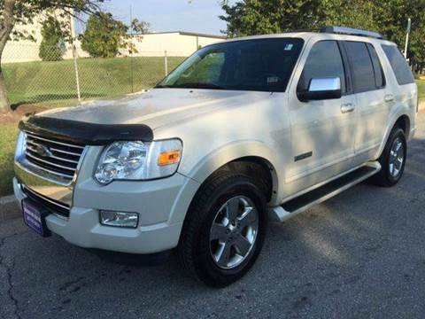 2006 Ford Explorer for sale at TruckMax in N. Laurel MD