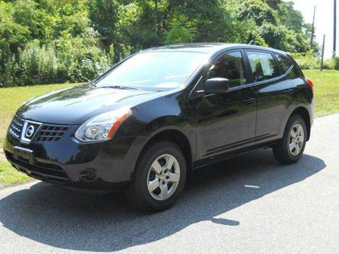 2009 Nissan Rogue for sale at TruckMax in N. Laurel MD