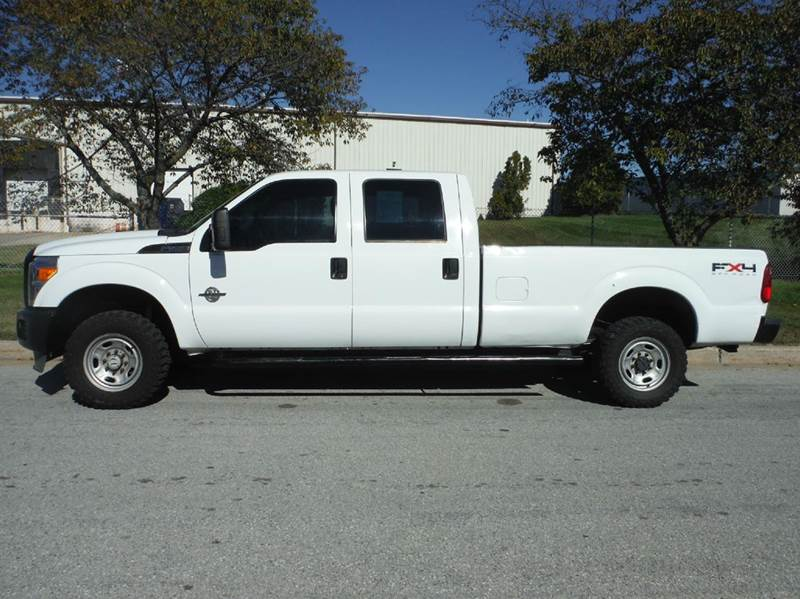 2011 Ford F-350 Super Duty for sale at TruckMax in Laurel MD