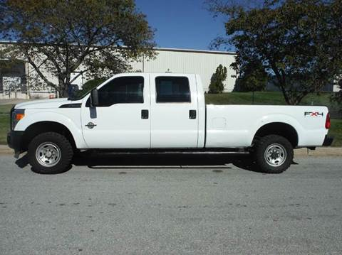 2011 Ford F-350 Super Duty for sale at TruckMax in N. Laurel MD