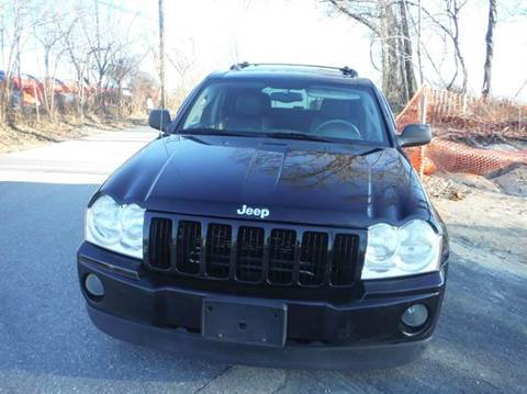 2006 Jeep Grand Cherokee for sale at TruckMax in N. Laurel MD