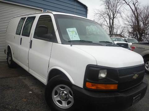 2004 Chevrolet Express Cargo for sale at TruckMax in N. Laurel MD
