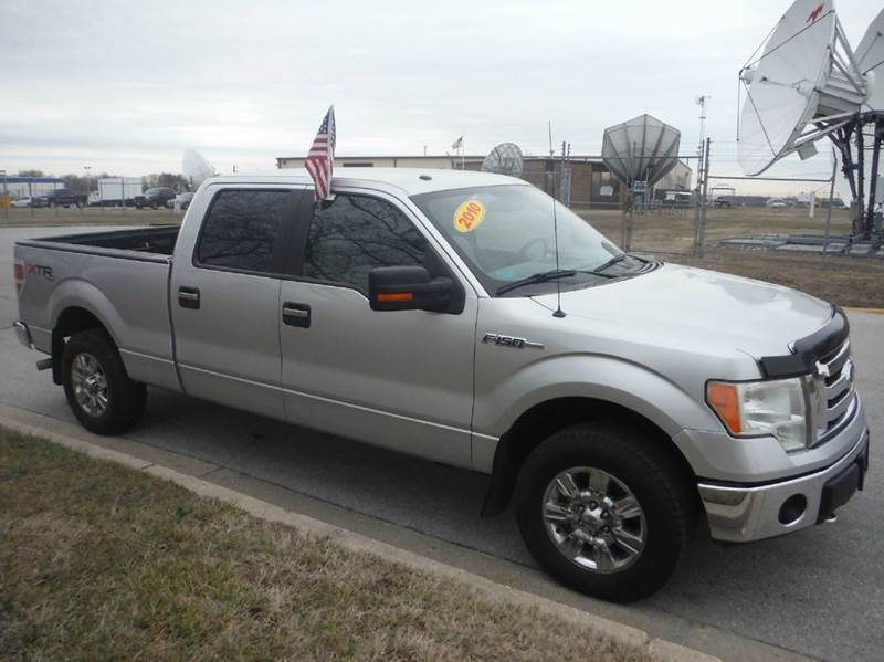 2010 Ford F-150 for sale at TruckMax in N. Laurel MD