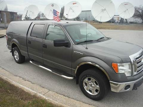2010 Ford F-150 for sale at TruckMax in Laurel MD