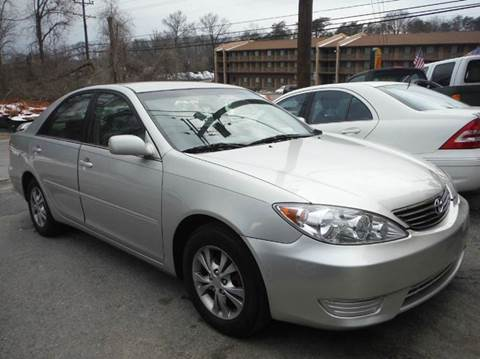2005 Toyota Camry for sale at TruckMax in N. Laurel MD