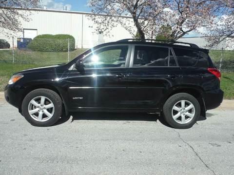 2008 Toyota RAV4 for sale at TruckMax in N. Laurel MD