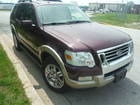 2008 Ford Explorer for sale at TruckMax in N. Laurel MD