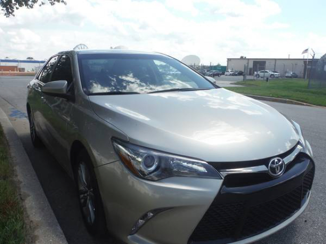 2015 Toyota Camry for sale at TruckMax in N. Laurel MD