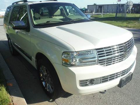2007 Lincoln Navigator for sale at TruckMax in Laurel MD