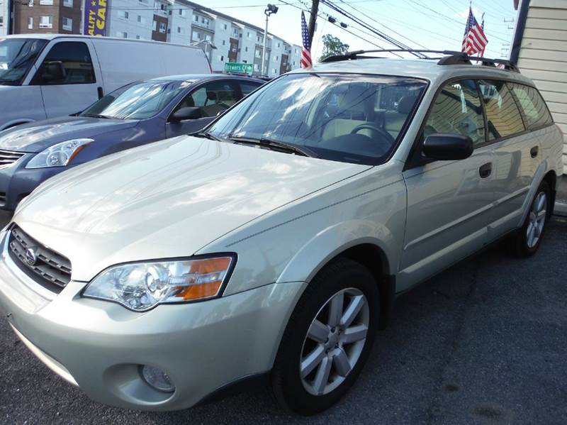 2007 Subaru Outback for sale at TruckMax in Laurel MD