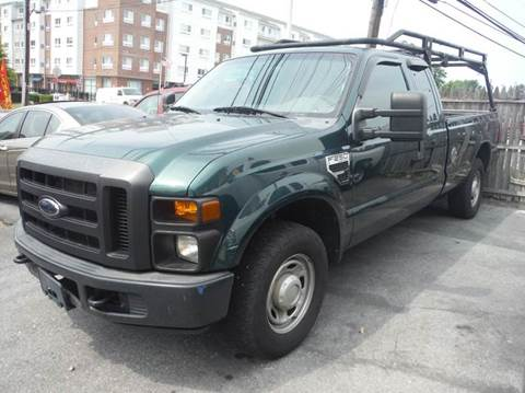 2010 Ford F-250 Super Duty for sale at TruckMax in N. Laurel MD