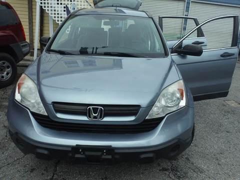 2009 Honda CR-V for sale at TruckMax in N. Laurel MD