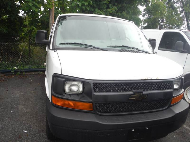 2008 Chevrolet Express Cargo for sale at TruckMax in Laurel MD