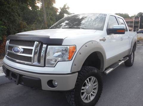2009 Ford F-150 for sale at TruckMax in N. Laurel MD