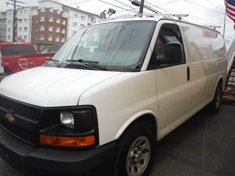 2011 Chevrolet Express Cargo for sale at TruckMax in N. Laurel MD