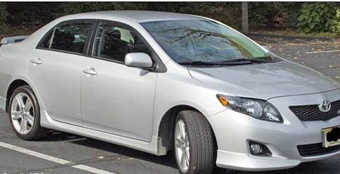 2010 Toyota Corolla for sale at TruckMax in N. Laurel MD