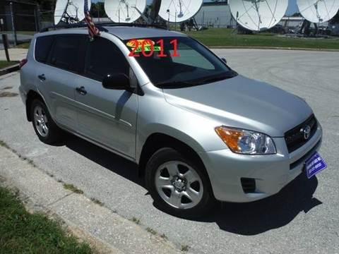 2011 Toyota RAV4 for sale at TruckMax in N. Laurel MD
