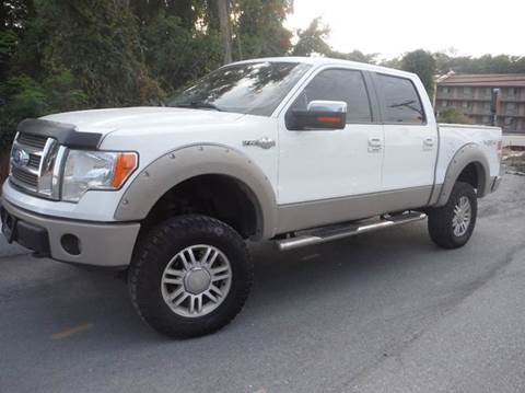2009 Ford F-150 for sale at TruckMax in Laurel MD