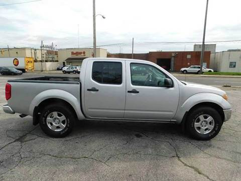 2008 Nissan Frontier for sale at TruckMax in N. Laurel MD