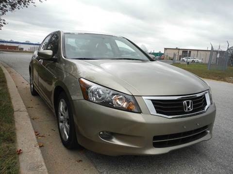 2008 Honda Accord for sale at TruckMax in N. Laurel MD