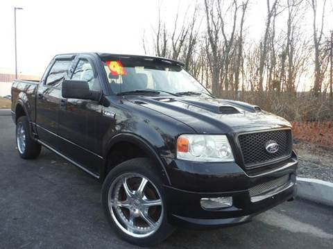 2004 Ford F-150 for sale at TruckMax in N. Laurel MD