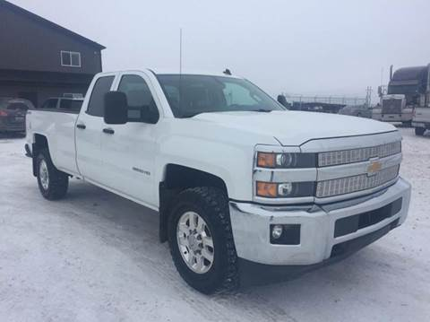 2015 Chevrolet Silverado 2500HD for sale at TruckMax in N. Laurel MD