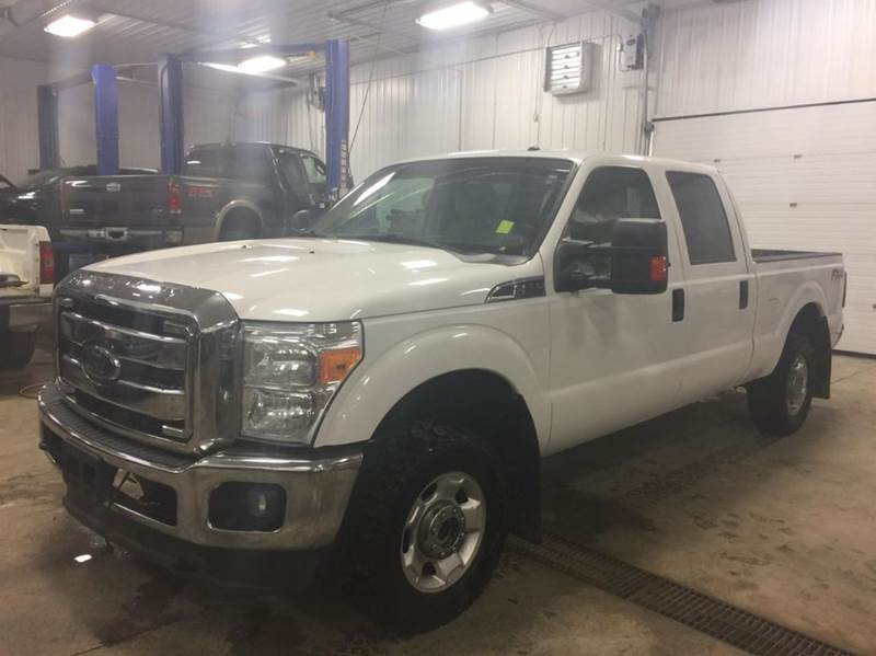 2012 Ford F-250 Super Duty for sale at TruckMax in N. Laurel MD
