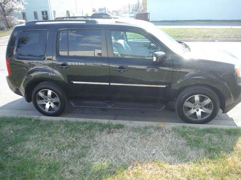 2012 Honda Pilot for sale at TruckMax in N. Laurel MD